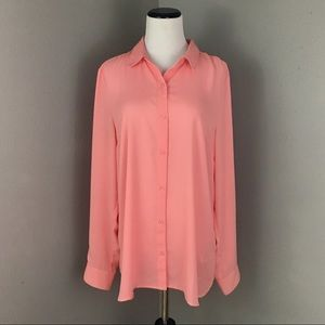 NWT Banana Republic Sheer Top